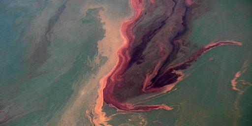 Oil Spill Estimates Skyrocket Once Again