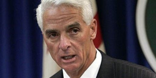 Former Fla. Governor Charlie Crist Is Running For His Old Job, As A Democrat