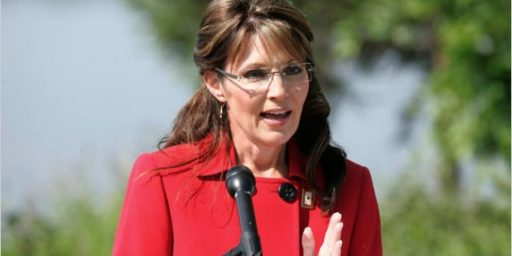 Sarah Palin Encourages Bobby Jindal To Violate Federal Law