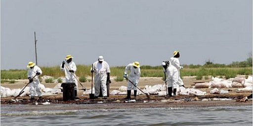 BP Accused Of Blocking Media Access To Oil Spill Cleanup Efforts