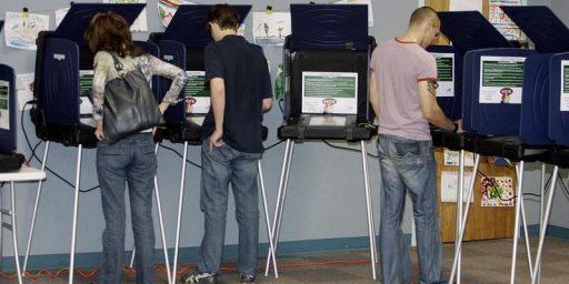 Supreme Court Hears Argument On Ohio's Voter Purge Law