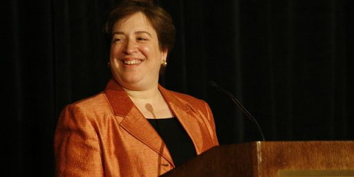 Support For Kagan Lower Than Other Recent SCOTUS Nominees