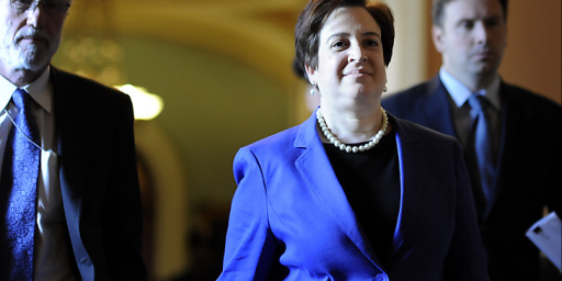 As Kagan Hearings Begin, Republicans Struggle For Line Of Attack