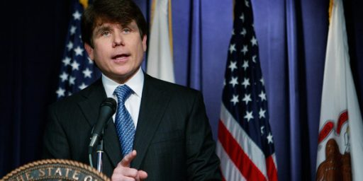 Former Illinois Governor Rod Blagojevich Convicted On 17 Of 20 Corruption Charges