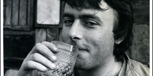 Hitchens: Not As Drunk as You Think