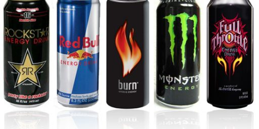 Alcohol + Energy Drinks = Bad Behavior