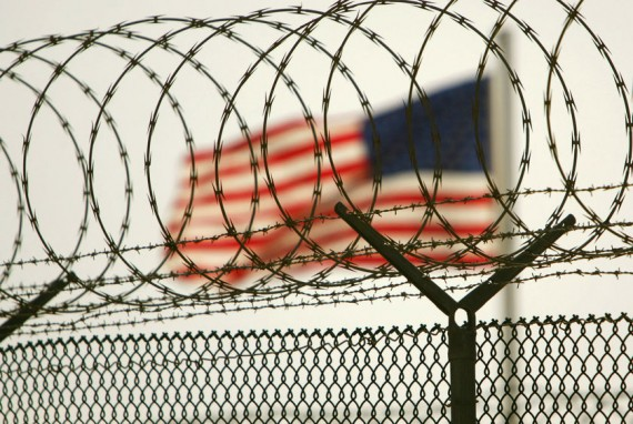 gitmo wire flag