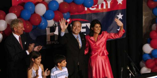 Nikki Haley Wins Republican Nomination For South Carolina Governor