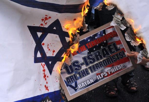 Israel Flotilla Protests
