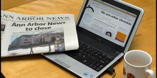 Bringing Magazine Ethos to Newspapers