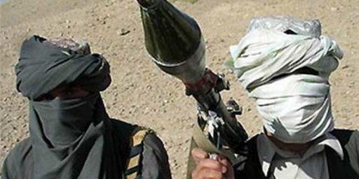 Pakistan ISI Backing the Taliban?