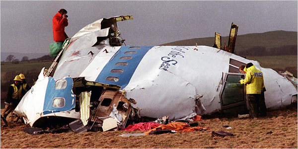 Lockerbie Pam Am Flight 103