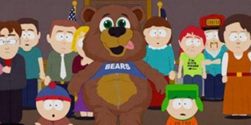 South Park Muhammad Episodes Get Emmy Nomination