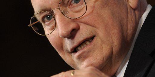Former Vice-President Cheney Undergoes Heart Transplant Surgery