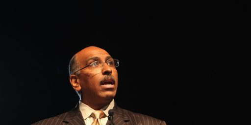Michael Steele Under Fire For Afghanistan Remarks