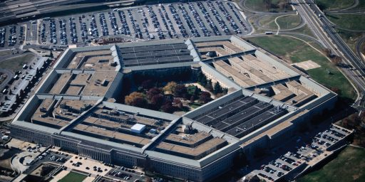 Pentagon Budget Cuts ? Yes, Why Not ?