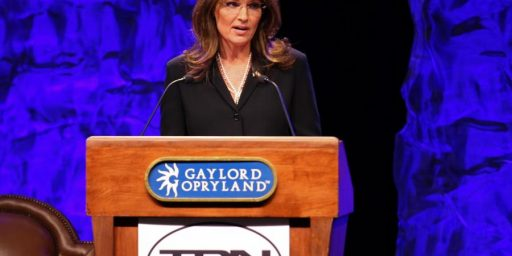 Sarah Palin: Fiscal Conservatism Shouldn't Apply To Defense Spending