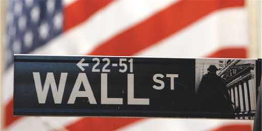 Democrats Seeing Wall Street Backlash?