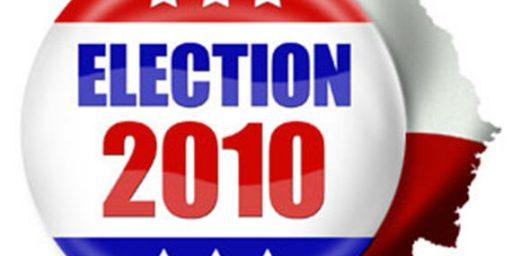 Democratic Poll Brings Bad News For Democrats