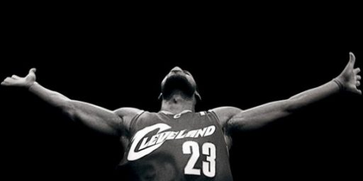 Did Income Taxes Send LeBron James To Miami ?