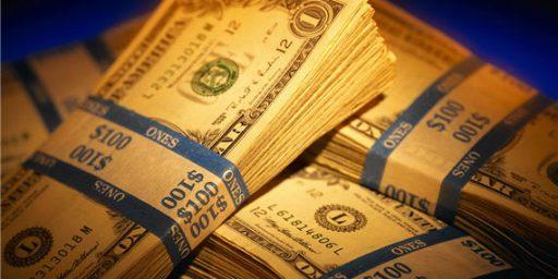 Nonprofit Salaries Too High?