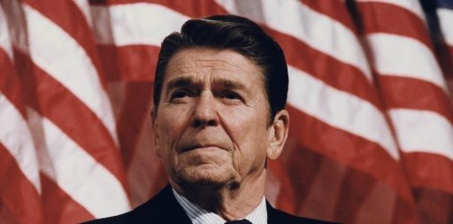 Speaking of Reagan…
