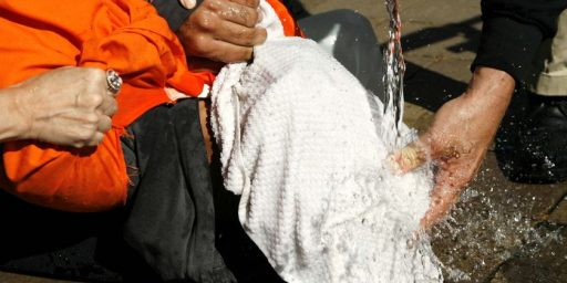 Waterboarding and 'Torture' in the American Media