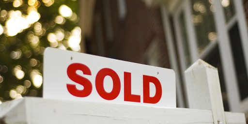 Homebuyer Tax Credits: The Return Of A Really Bad Idea