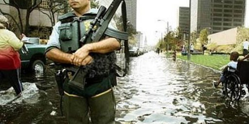 New Orleans Police Were Ordered To Shoot Looters After Katrina