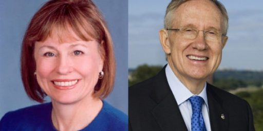 Nevada Poll:  Bad News for Reid, Worse News for Angle