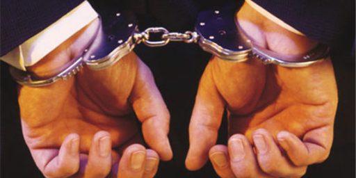 Under Federal Lockdown!