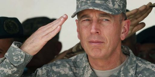 General Petraeus Retiring From Army Prior To Taking Over At CIA