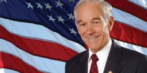 Ron Paul on Park51