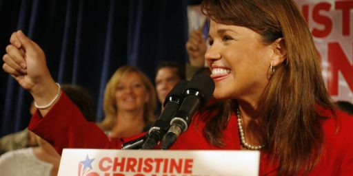 Christine O'Donnell Invited, Then Dumped, From Iowa Tea Party Rally