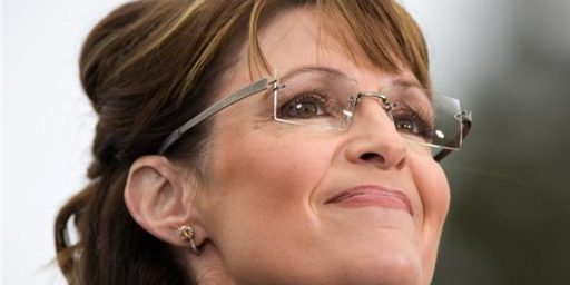 52% Say Palin's Views Closer To Theirs Than Obama's