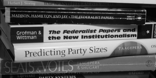 More on the Federalist Papers as the Rosetta Stone for the Constitution