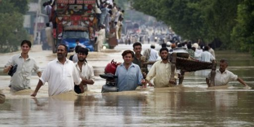 Al Qaeda Criticizes Pakistan For Flood Response