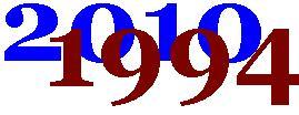 2010 More Republican Than 1994