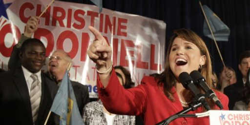 Christine O'Donnell Hit By Sleazy Gawker Smear Job