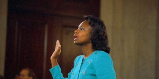 Clarence Thomas's Wife Seeks Apology From Anita Hill