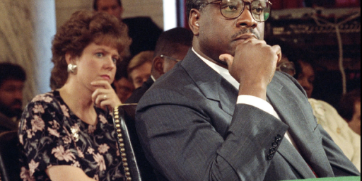 Former Girlfriend Claims To Corroborate Decades Old Charges Against Clarence Thomas