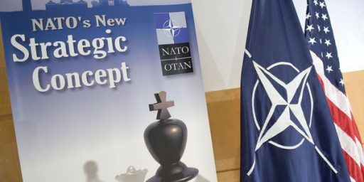 Why NATO?  A Europe Whole and Free