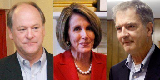 Nancy Pelosi Rewards Disloyal Democrats!