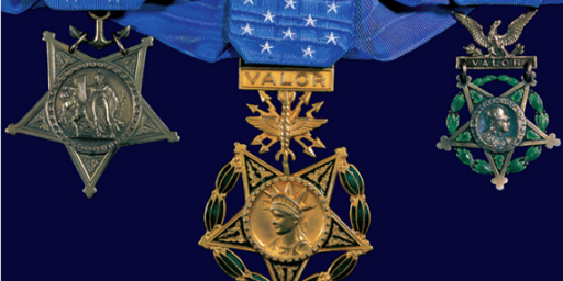 Medal of Honor:  The Hard Way or the Hard Way