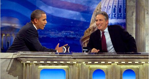 President Obama on Daily Show