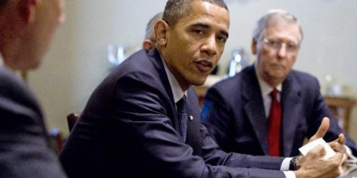 Mitch McConnell: Defeating Obama In 2012 Crucial To GOP Agenda