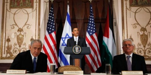 Obama's Reference To Israel's 1967 Borders Creates Faux Controversy