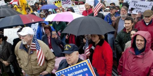 The Tea Party And Foreign Policy