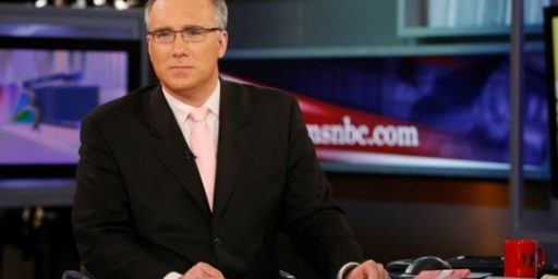 Olbermann Suspended For Refusing To Apologize, But Will He Return?