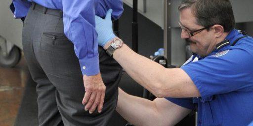 TSA Grabs Junk